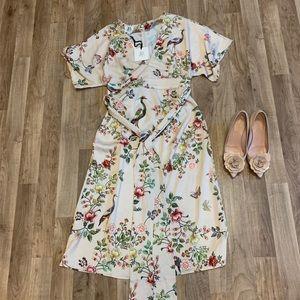 Anthropologie Dresses - Avian Kimono Dress